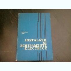 INSTALATII SI ECHIPAMENTE ELECTRICE - P. DINCULESCU