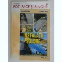 Instalatii solare - Armin Themebl