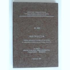 INSTRUCTIA PENTRU REPARAREA LOCOMOTIVELOR DIESEL CU TRANSMISII HIDRAULICE   VOL.II
