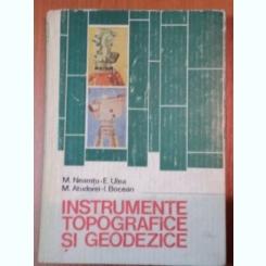 INSTRUMENTE TOPOGRAFICE SI GEODEZICE-M.NEAMTU,E.ULEA,M.ATUDOREI,I.BOCEANU