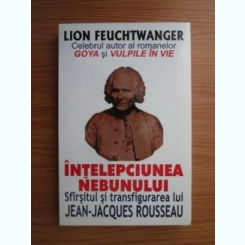 INTELEPCIUNEA NEBUNULUI - LION FEUCHTWANGER