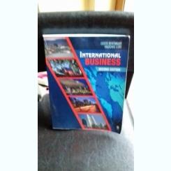 INTERNATIONAL BUSINESS - ODED SHENKAR