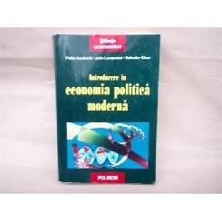 Introducere in Economia Politica , Philip Hardwick , John Langmead , 2002