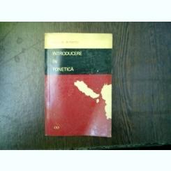 Introducere in fonetica - Al. Rosetti