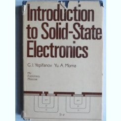 Introduction to solid-state electronics - G.I. Yepifanov