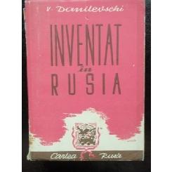 INVENTAT IN RUSIA - V. DANILEVSCHI