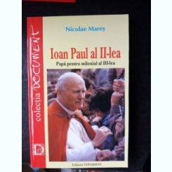 IOAN PAUL AL II-LEA,NICOLAE MARES