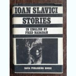 IOAN SLAVICI STORIES - FRED NADABAN