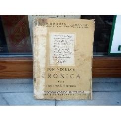Ion Neculce - Cronica vol.1 , Al. Procopovici , 1942