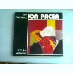 ION PACEA - DAN GRIGORESCU   ALBUM