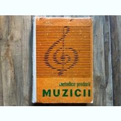 ION SERFEZI - METODICA PREDARII MUZICII - BUCURESTI - 1967