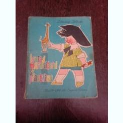 Ionica maimutoiul si plastilina - Dimeny Istvan, traducere de Mircea Sintimbreanu, ilustratii de Eugen Taru