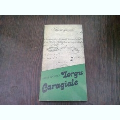 IORGU CARAGIALE - MIHAI APOSTOL