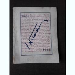 I.P.S. NICODIM 1866-1945