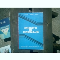 Irigatii si drenaje - V. Blidaru, Gh. Pricop, A. Wehry