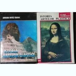 ISTORIA ARTELOR PLASTICE 2 VOL - ADRIANA BOTEZ CRAINIC