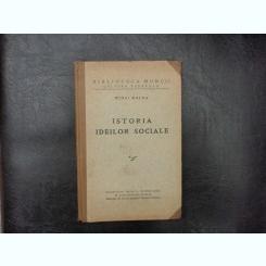 Istoria ideilor sociale - Mihai Ralea