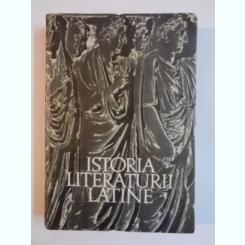 ISTORIA LITERATURII LATINE , EDITIA A II A