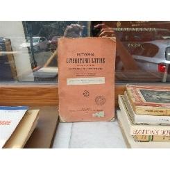 ISTORIA LITERATURII LATINE PE BAZA DE TEXTE , Gh. Popa-Lisseanu , 1928
