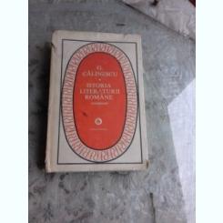 ISTORIA LITERATURII ROMANE - G. CALINESCU