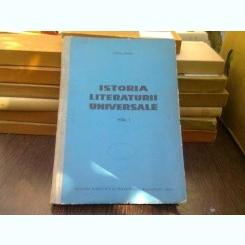 Istoria literaturii universale - Ovidiu Drimba   vol.I