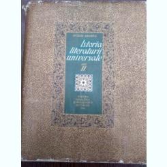 Istoria literaturii universale (vol. 1) - Ovidiu Dramba