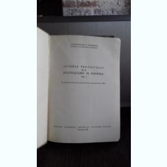ISTORIA PESCUITULUI SI A PISCICULTURII IN ROMANIA - CONSTANTIN C. GIURESCU   VOL.1