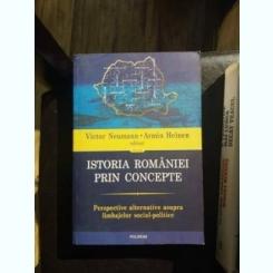 ISTORIA ROMANIEI PRIN CONCEPTE,VICTOR NEUMANN