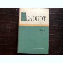 ISTORII-HERODOT VOL 1 1961
