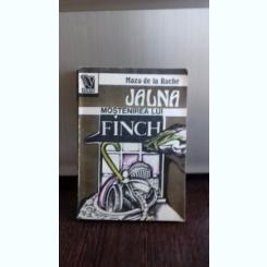 JALNA. MOSTENIREA LUI FINCH - MAZO DE LA ROCHE