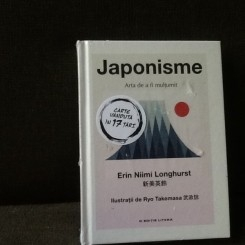 Japonisme Arta de a fi multumit - ERIN NIIMI LONGHURST