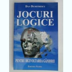 JOCURI LOGICE-DAN DUMITRESCU