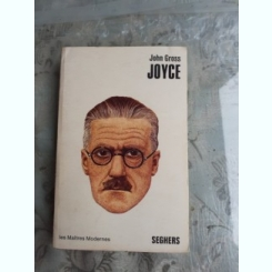 JOYCE - JOHN GROSS  (CARTE IN LIMBA FRANCEZA)