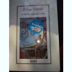 Jules Verne - 20000 de leghe sub mari (cartonata)