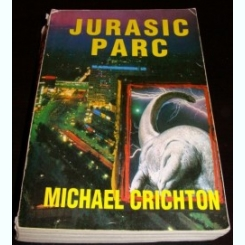 JURASIC PARC - Michael Crichton