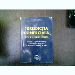Jurisdictia comerciala teorie si jurisprudenta - Gheorghe Buta