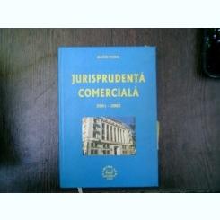 Jurisprudenta comerciala 2001-2003 - Marin Voicu