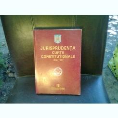 JURISPRUDENTA CURTII CONSTITUTIONALE 1992 - 1997