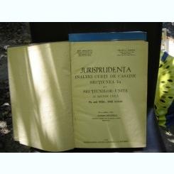 JURISPRUDENTA INALTEI CURTI DE CASATIE 1934-1943 - COMAN NEGOESCU