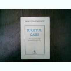 Juristul casei - Valentin Odobescu