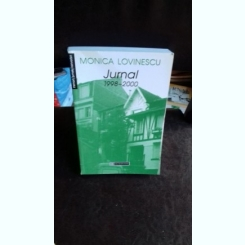 JURNAL 1998-2000 - MONICA LOVINESCU