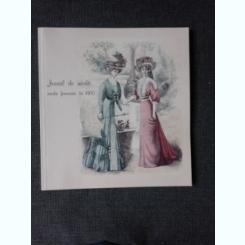 JURNAL DE MODA, MODA FEMININA LA 1900, ALBUM