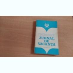 JURNAL DE VACANTA-MIRCEA ELIADE