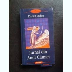 JURNAL DIN ANUL CIUMEI,DANIEL DEFOE