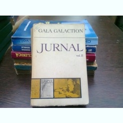 Jurnal - Gala Galaction vol.II