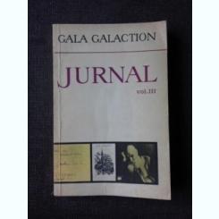 JURNAL - GALA GALACTION  VOL.III