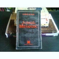 JURNAL METAFIZIC - GABRIEL MARCEL