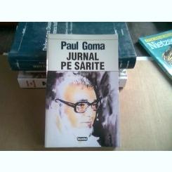 JURNAL PE SARITE - PAUL GOMA
