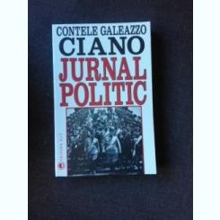 JURNAL POLITIC - CONTELE GALEAZZO CIANO
