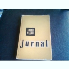 JURNAL - TUDOR VIANU
